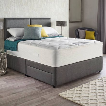 Slumberland Comfort Deluxe Latex  1600 Divan Set - Information Option